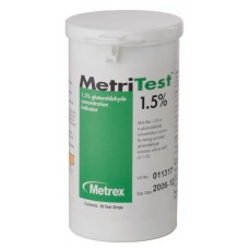 MetriTest 1_, For 14 Day Use Life, 60 strips/bottle, 2 btl/cs