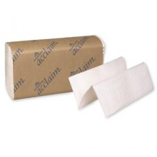 Multifold Towels, Paper Band, White, 9_