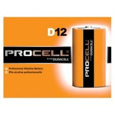 Battery, Alkaline, Size D, 12/pk (UPC# 11340)