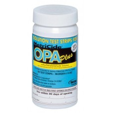 Test Strips OPA Solution, 100/btl, 2 btl/cs