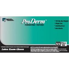 Gloves, Exam, Large, Latex, Non-Sterile, PF, Textured, Polymer Bonded, 100/bx, 10 bx/cs
