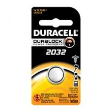 Battery, Lithium, Size DL2032, 3V, 6/bx