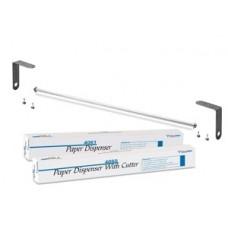 Paper Dispenser with Paper Holder/ Cutter