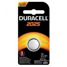 Battery, Lithium, Size DL2025, 3V, 6/bx